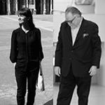 Hlin Helga Gudlaugsdottir + Ronald Jones瑞典設計師